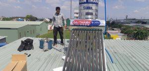 Hàn bồn nước inox bằng máy hàn tig độ bền cao (Sao chép)