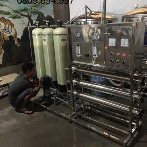 Máy lọc nước 750L/H