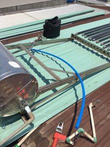 Sửa máy nước nóng năng lượng mặt trời Thuận An