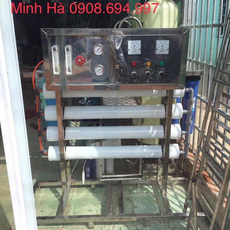 Máy lọc nước dạng công nghiệp công nghệ Ro 1000L/h