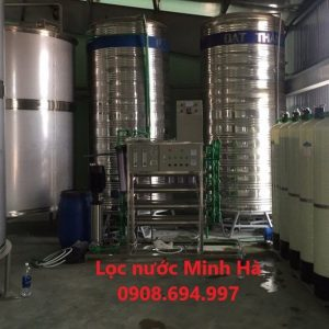 Máy lọc nước 1500L/H