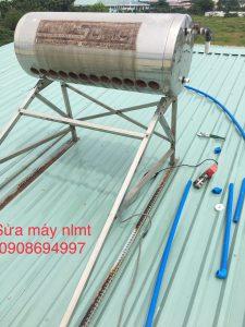 Sửa ống nước nóng năng lượng mặt trời