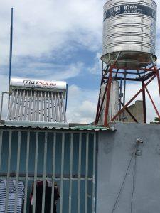 Tác hại của máy nước nóng năng lượng mặt trời