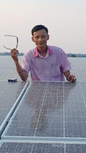 Điện năng lượng mặt trời tại Bình Dương