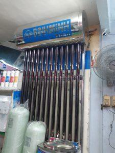 máy nước nóng năng lượng mặt trời tại Thuận An