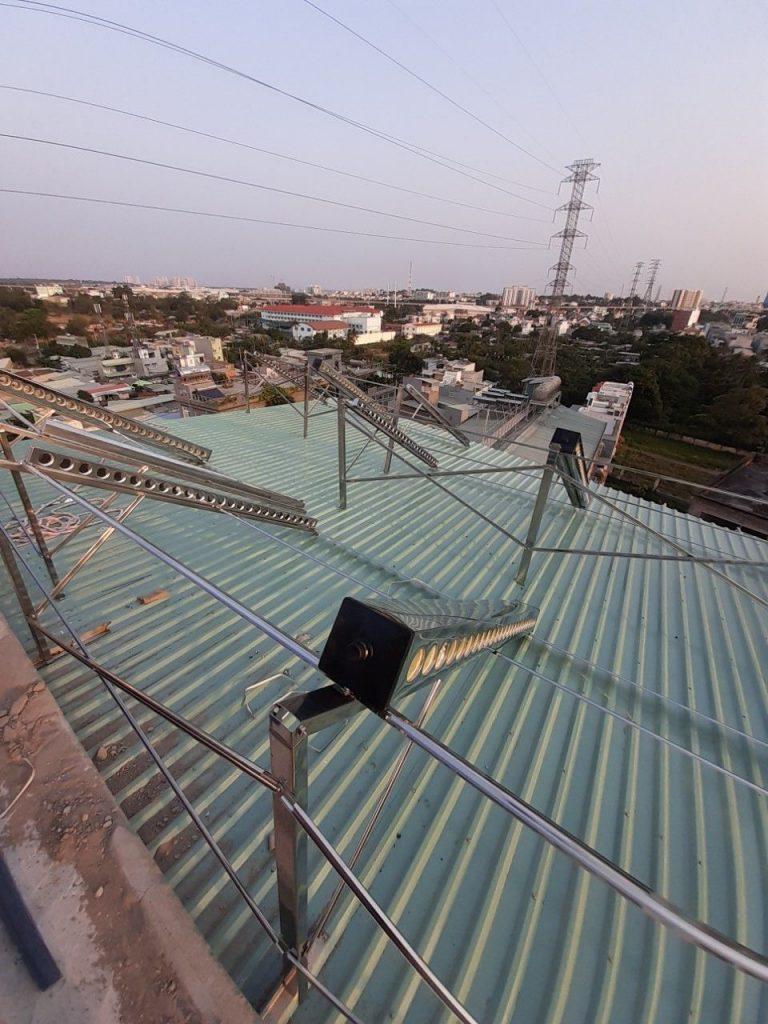Máy nước nóng công nghiệp tại Thủ Dầu Một