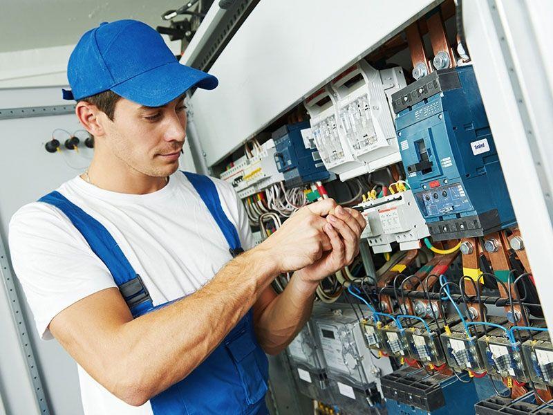 Sửa điện công nghiệp tại Bình Dương