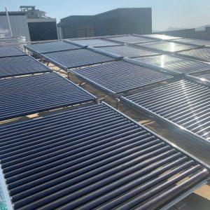 Máy nước nóng năng lượng mặt trời 8000L