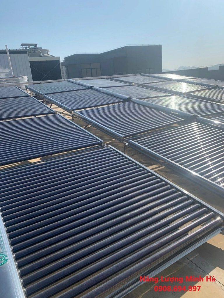 Máy nước nóng năng lượng mặt trời 5000L