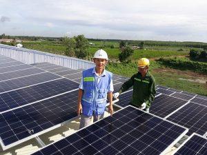 Điện năng lượng mặt trời quận Tân Bình