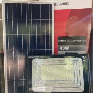 Đèn pha năng lượng mặt trời 500w