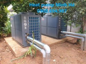 Bơm nhiệt Heat pump 10HP