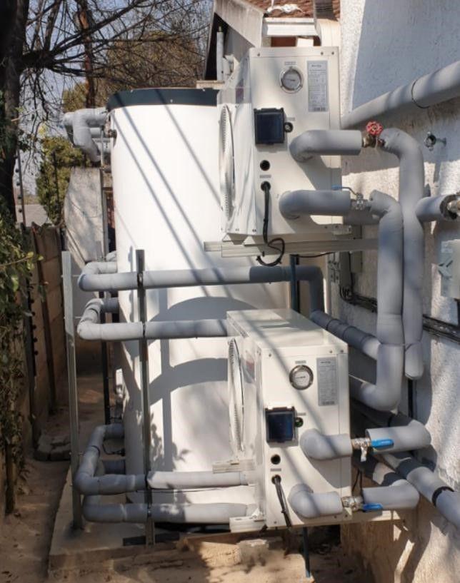 Bơm nhiệt Heat pump 3HP