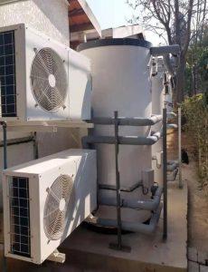 Máy nước nóng Bơm Nhiệt 1HP