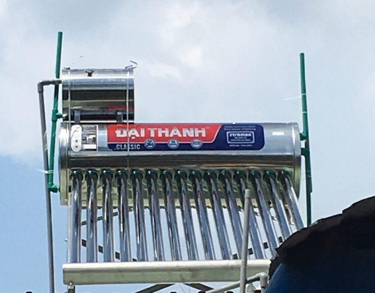 Máy nước nóng năng lượng mặt trời Đại Thành 130L