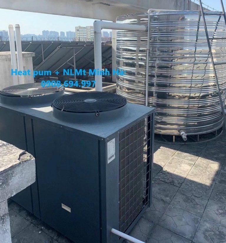 Máy nước nóng Heat Pump 12HP