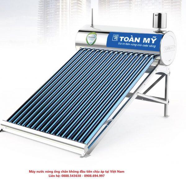 Máy nước nóng năng lượng mặt trời Toàn Mỹ Inox 316